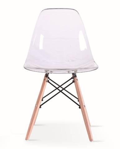 ArtKing Jedálenská stolička ICE WOOD