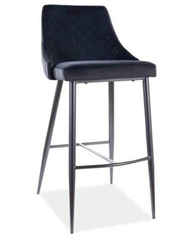 Signal Barová stolička Piano H-1 Velvet