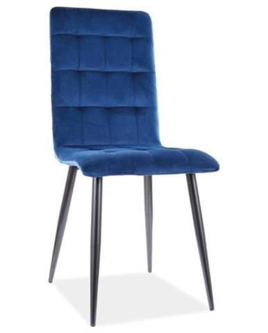 Signal Jedálenská stolička Otto Velvet