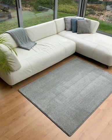 Vopi Kusový koberec Udine taupe, 140 x 200 cm