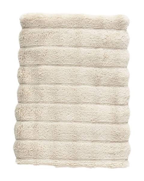 Zone Béžový bavlnený uterák Zone Inu, 70 x 50 cm