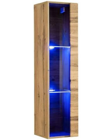 Závesná skrinka Switch WW2 Wotan +LED