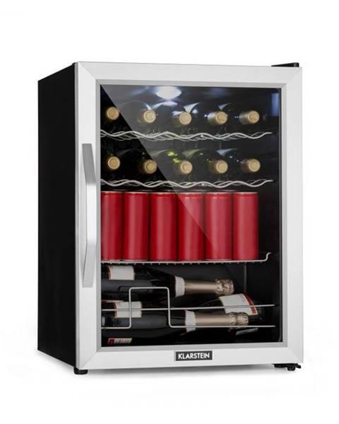 Klarstein Klarstein Beersafe XL Mix It Edition, chladnička, A++, LED, 4 kovové rošty, sklenené dvere