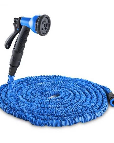 Waldbeck Waldbeck Flex 22, flexibilná záhradná hadica, 8 funkcií, 22.5 m, modrá