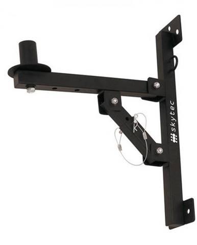 Skytec nástenný držiak PA reproduktora, statív, čierny, nosnosť<50kg