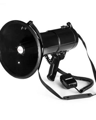Auna 80W megafón MEGA080 700m, čierna farba