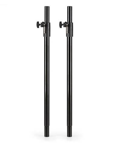 Malone SPK POLE dištančná tyč, 1 pár, štvornásobne nastaviteľná, 1 kg, čierna farba