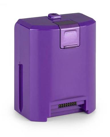 OneConcept cleanFree, lítiovo-iónová batéria do akumulátorového vysávača, 22,2 V / 2.200 mA/h, fialová