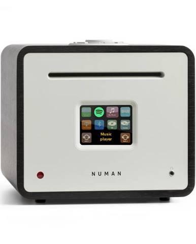 Numan Unison Retrospective Edition - All in One receiver so zosilňovačom, prijímač, čierny