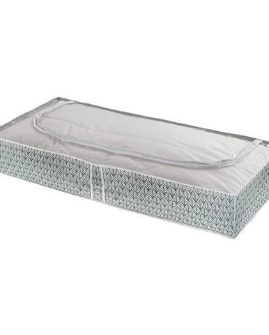 Tmavozelený úložný box pod posteľ Compactor Vetements