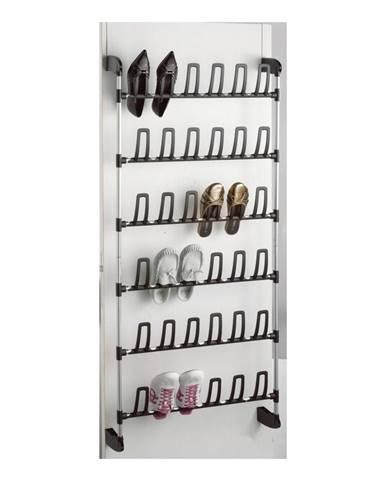 Závesný regál na topánky na dvere Compactor Shoe Rack