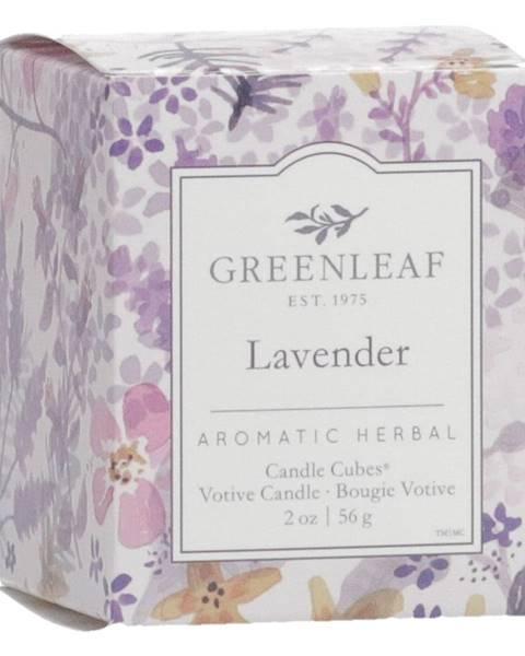 Greenleaf Sviečka s vôňou levandule Greenleaf Lavender, doba horenia 15 hodín