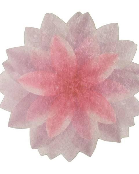 Vitaus Koberec Vitaus Flowerina, ⌀ 80 cm