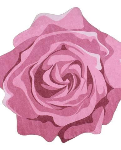 Koberec Vitaus Rose Duro, ⌀ 100 cm