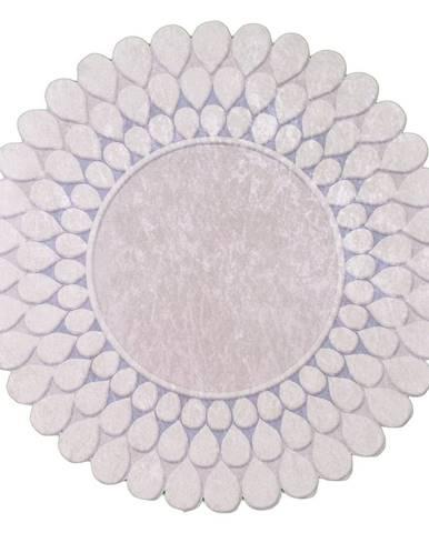 Koberec Vitaus Zinno Mavi, ⌀ 100 cm