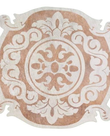 Koberec Vitauss Rose, ⌀ 100 cm