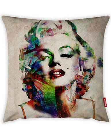 Obliečka na vankúš Vitaus Marilyn, 43×43 cm