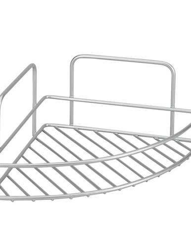 Nástenná rohová kúpeľňová polička Metaltex Ref