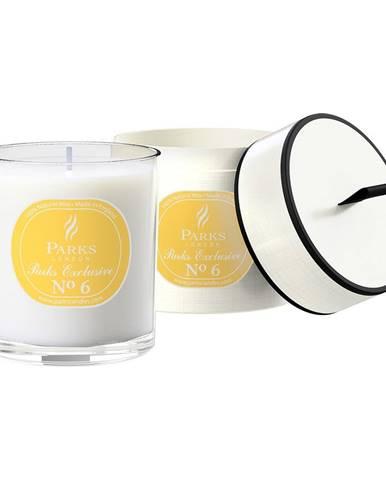 Sviečka s vôňou limetky a citróna Parks Candles London Exclusive, 50hodín horenia