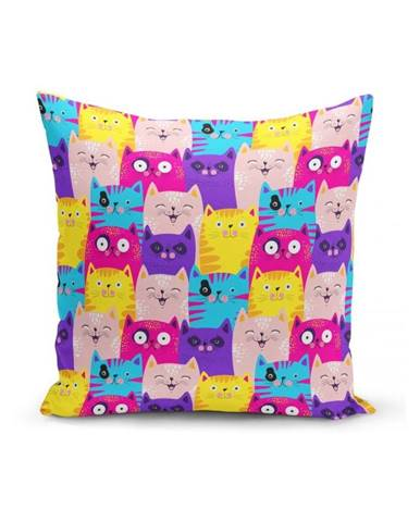 Obliečka na vankúš Minimalist Cushion Covers Wereto, 45 x 45 cm