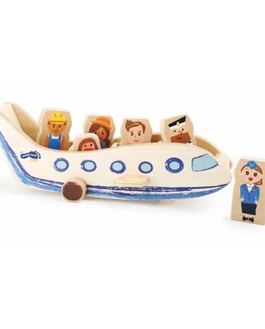 Drevená hračka Legler Plane