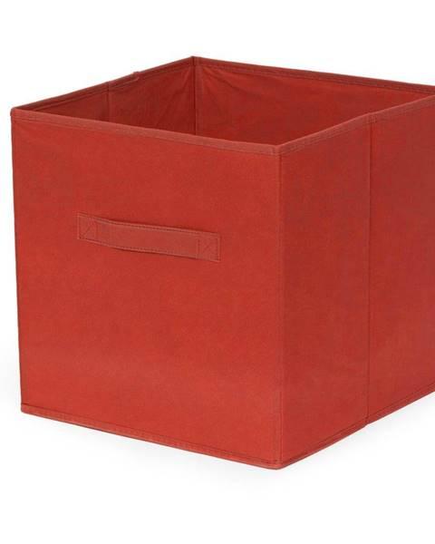 Compactor Červený skladací úložný box Compactor Foldable Cardboard Box
