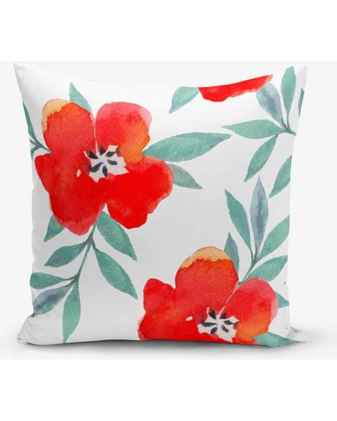 Minimalist Cushion Covers Obliečka na vankúš s prímesou bavlny Minimalist Cushion Covers Florita, 45×45 cm