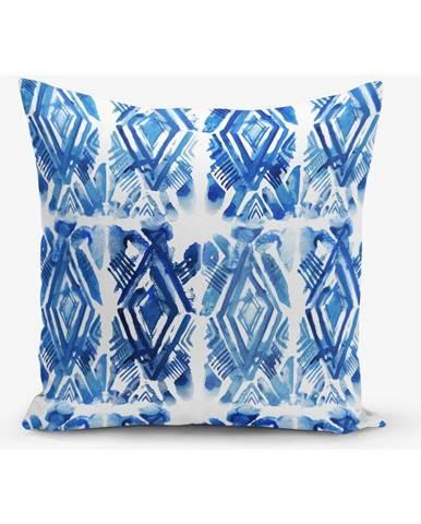 Obliečka na vankúš s prímesou bavlny Minimalist Cushion Covers Bakalva, 45×45 cm