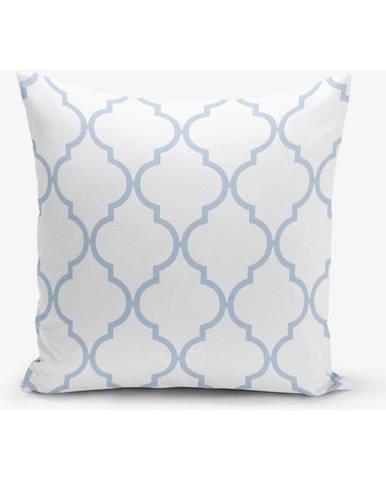 Obliečka na vankúš s prímesou bavlny Minimalist Cushion Covers Ogos, 45×45 cm