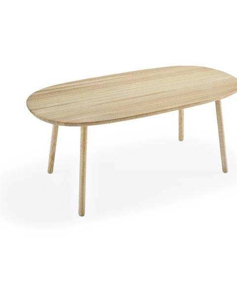 EMKO Jedálenský stôl z jaseňového dreva EMKO Naïve, 180x90 cm