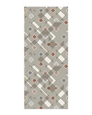 Behúň Floorita Diamond Multi, 60 × 115 cm