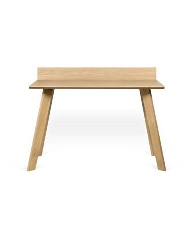 Písací stôl v dekore dubového dreva TemaHome Loft