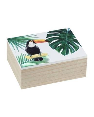 Úložný box Wenko Tucan, 15 x 20 cm