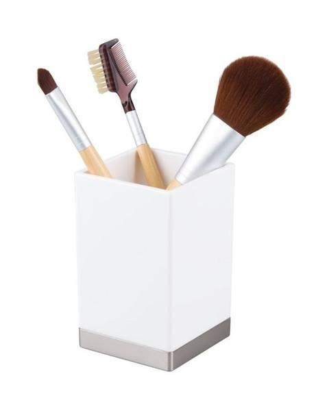 iDesign Biely organizér na kozmetiku iDesign Clarity