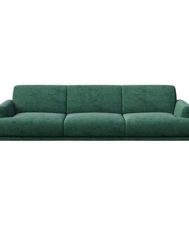 Zelená pohovka MESONICA Puzo, 240 cm