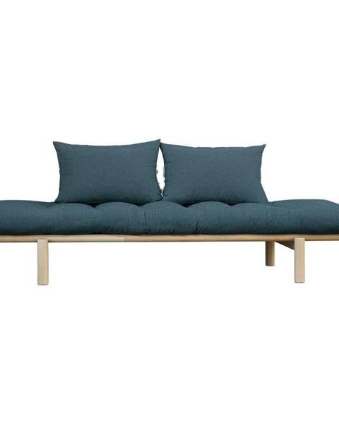 Karup Design Pohovka Karup Design Pace Natural Clear/Dark Blue