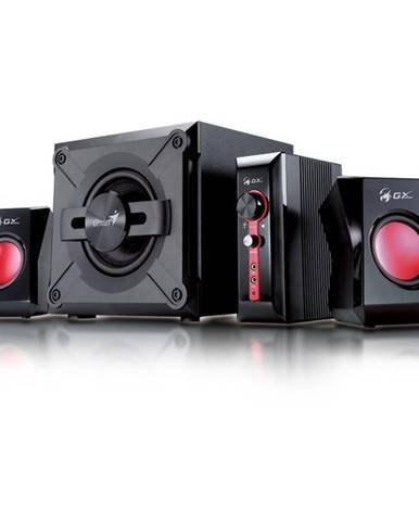 Reproduktory Genius GX Gaming SW-G 2.1 1250, Verze II