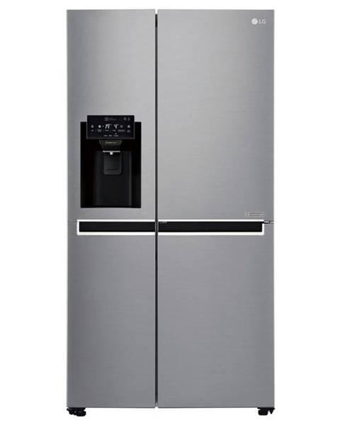 LG Americká chladnička LG Gsl760pzuz nerez