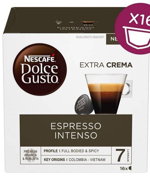 Nescafé NescafÉ Dolce Gusto® Espresso Intenso kávové kapsule 16 ks