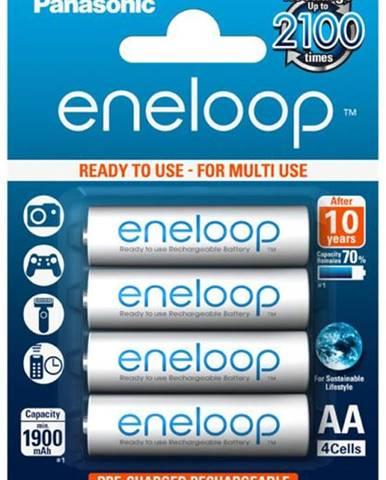 Batéria nabíjacie Panasonic Eneloop AA, HR06, 1900mAh, Ni-MH,