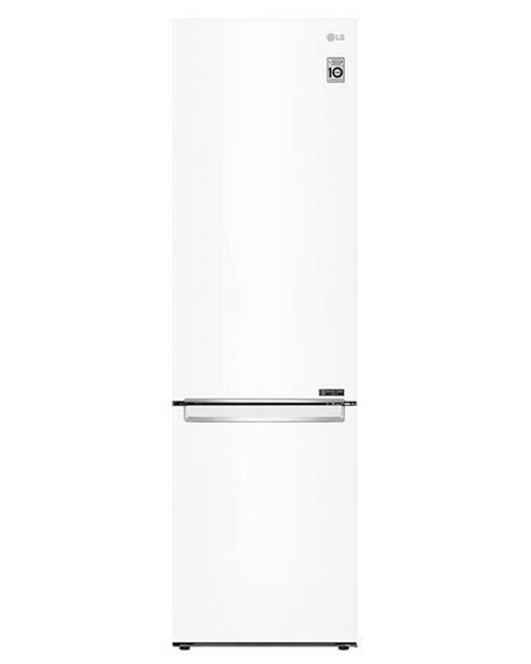 LG Kombinácia chladničky s mrazničkou LG Gbb62swgfn biela