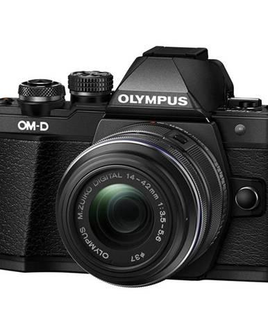 Digitálny fotoaparát Olympus E-M10 Mark II + 14-42 II čierny