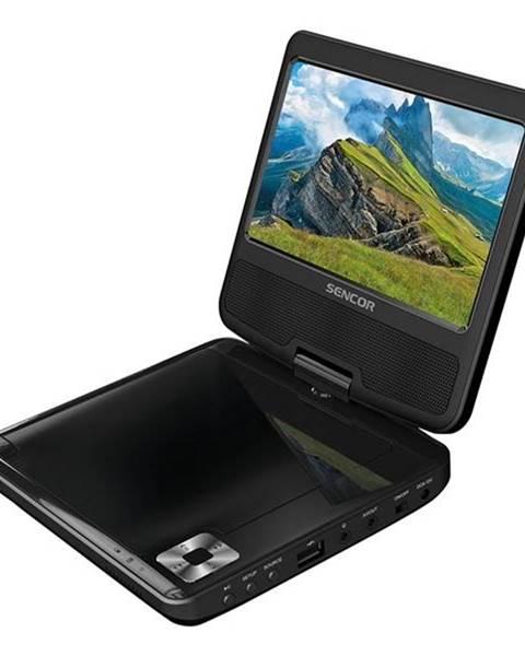 Sencor DVD prehrávač Sencor SPV 2722 čierny