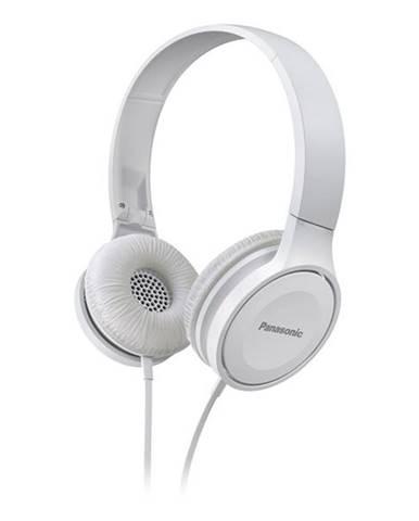 Slúchadlá Panasonic RP-HF100E-W  biela