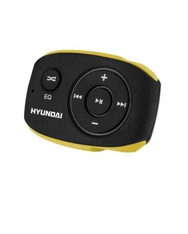 MP3 prehrávač Hyundai MP 312 GB4 BY čierny/žlt