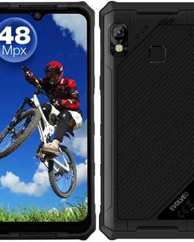 Mobilný telefón Evolveo StrongPhone G9 čierny