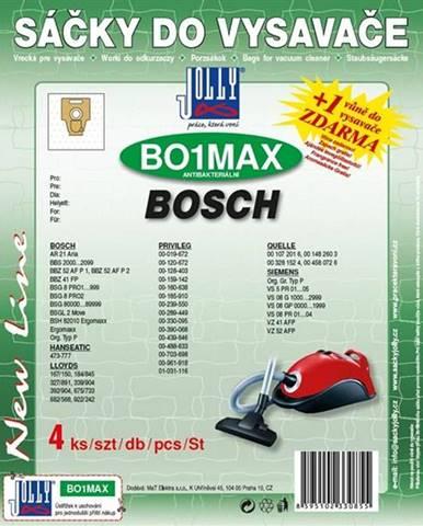 Sáčky pre vysávače Jolly MAX BO 1 Bosch