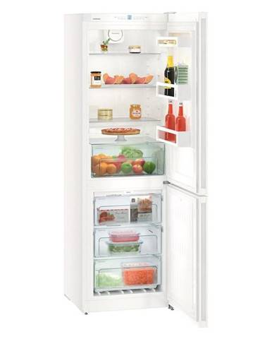 Kombinácia chladničky s mrazničkou Liebherr CN 4313 biela