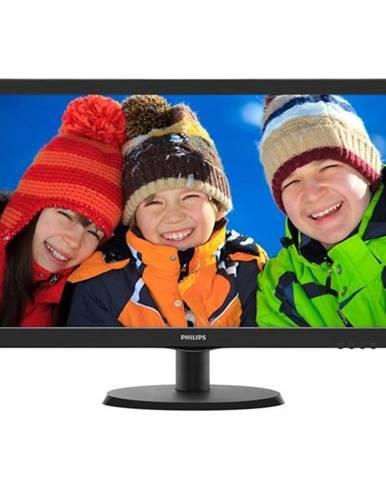 Monitor Philips 223V5lsb2 čierny