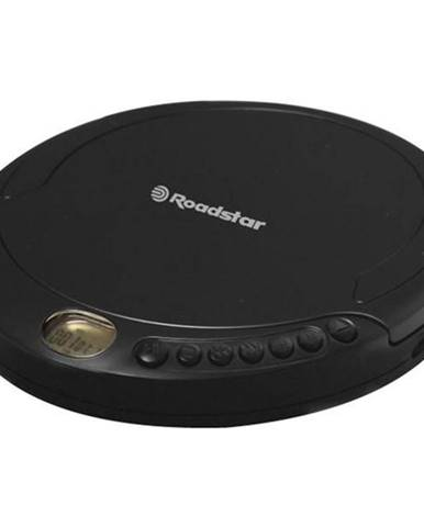 Discman Roadstar PCD-498MP čierny